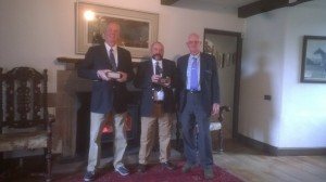 Boleside winners of the 2014 Bemersyde Trophy