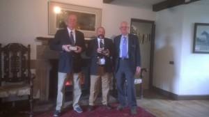 Boleside winners of the 2014 Bemersyde Trophy