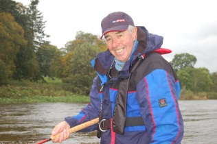 Keith Arthur fishing Middle Pavilion for Sky Sports Tight Lines
