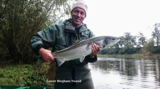 Lower Birgham Tweed