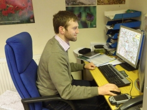 Alex Baillie: exploring how GIS can help Tweed Forum