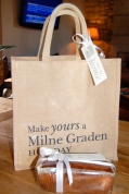 Milne Graden welcome pack