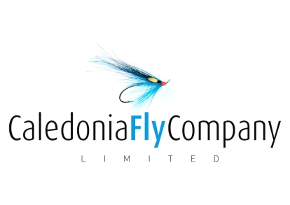 Caledonia Fly Logo Clear Label