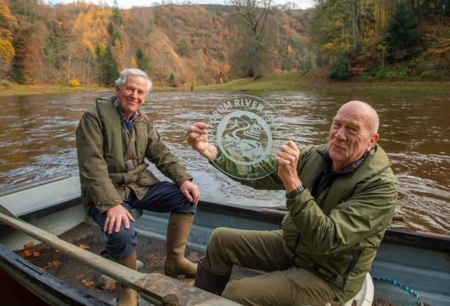 River Guardian Receives 2018 Tweed Forum River Champion Award